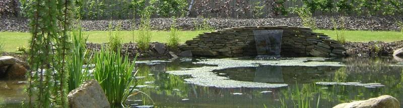 Pierres au jardin - Les Grès du Condroz
